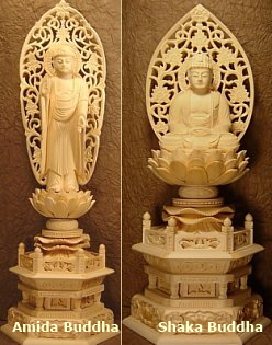 Large Buddha Statues - Examples of Some Statues at Our Estore